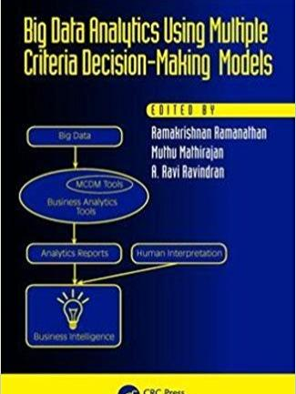 Image of Ravindran's new book cover