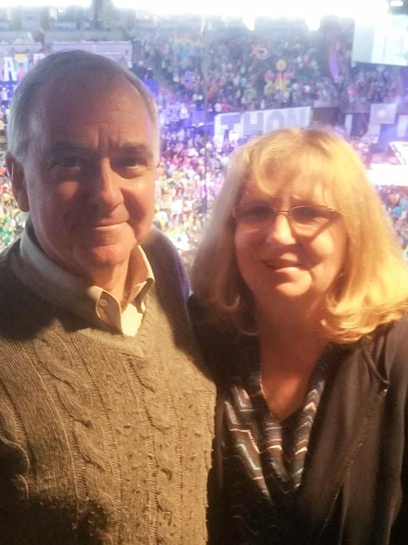 Richard and Sharon Power