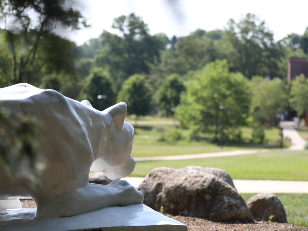 Penn State Brandywine Lion Shrine