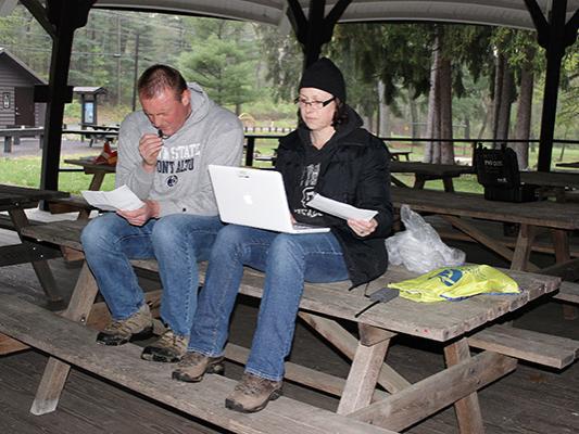 Mont Alto Trauma Scenario Josh hersl and Susan Wells