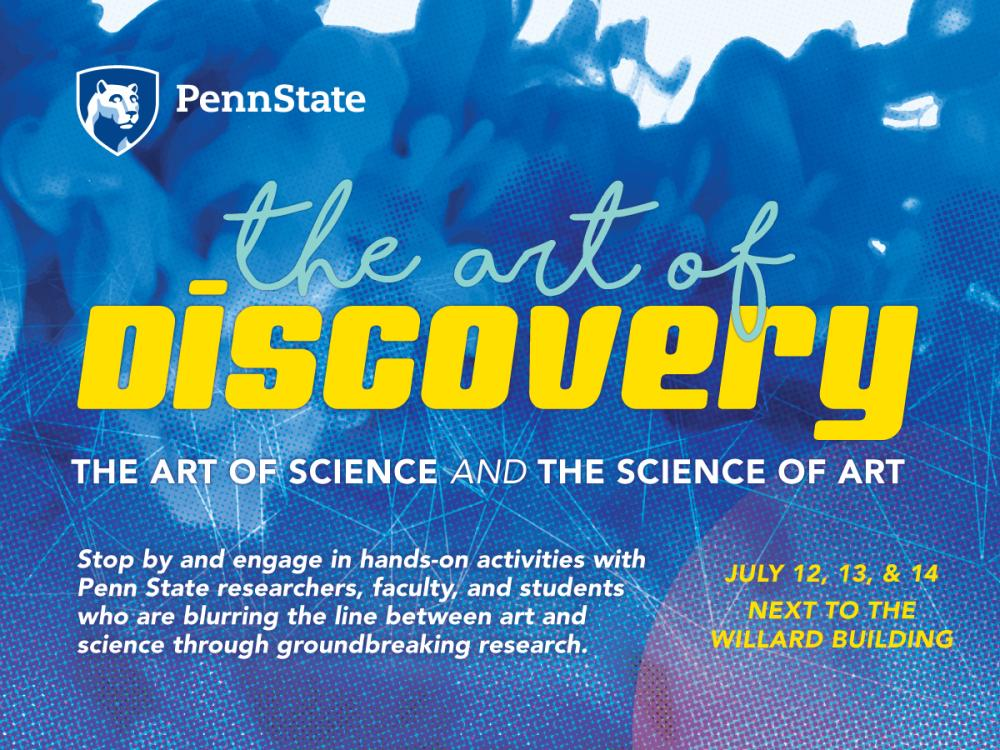 Art of Discovery 2018 banner