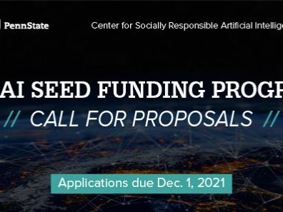 Center for Socially Responsible AI seed grants
