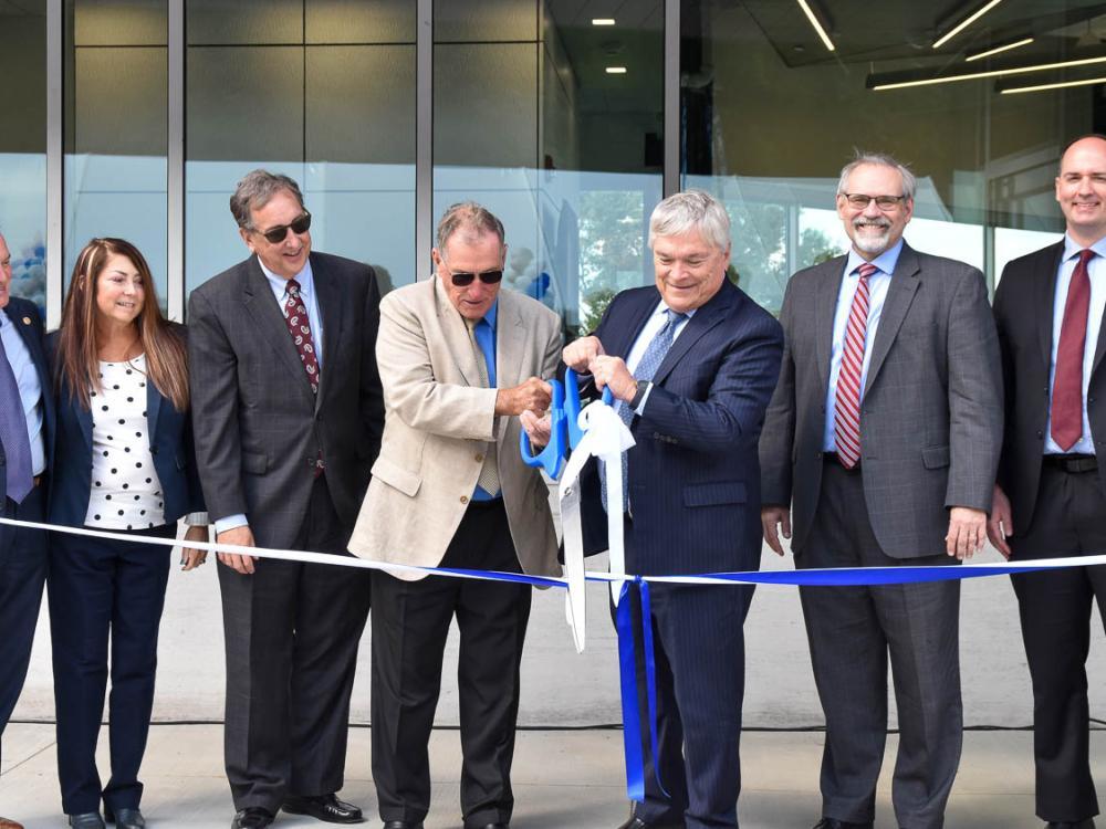 York Campus Building Dedication