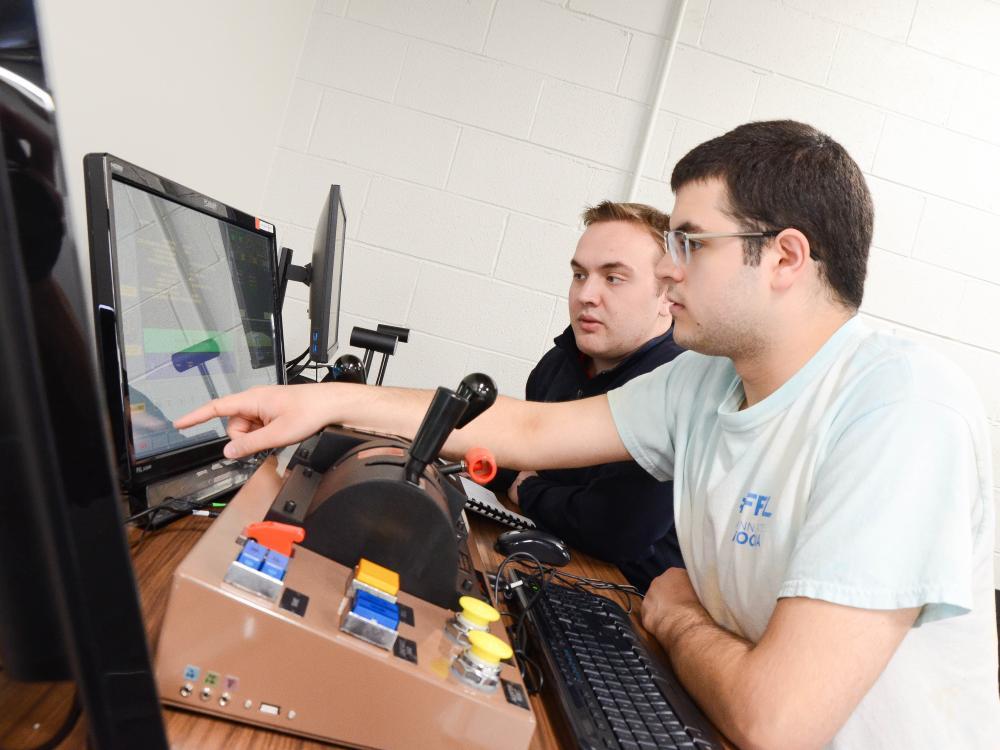 Positive Train Control Prime Simulator