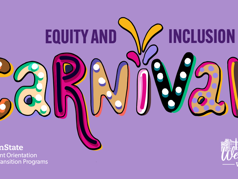 Equity and Inclusion Carnival