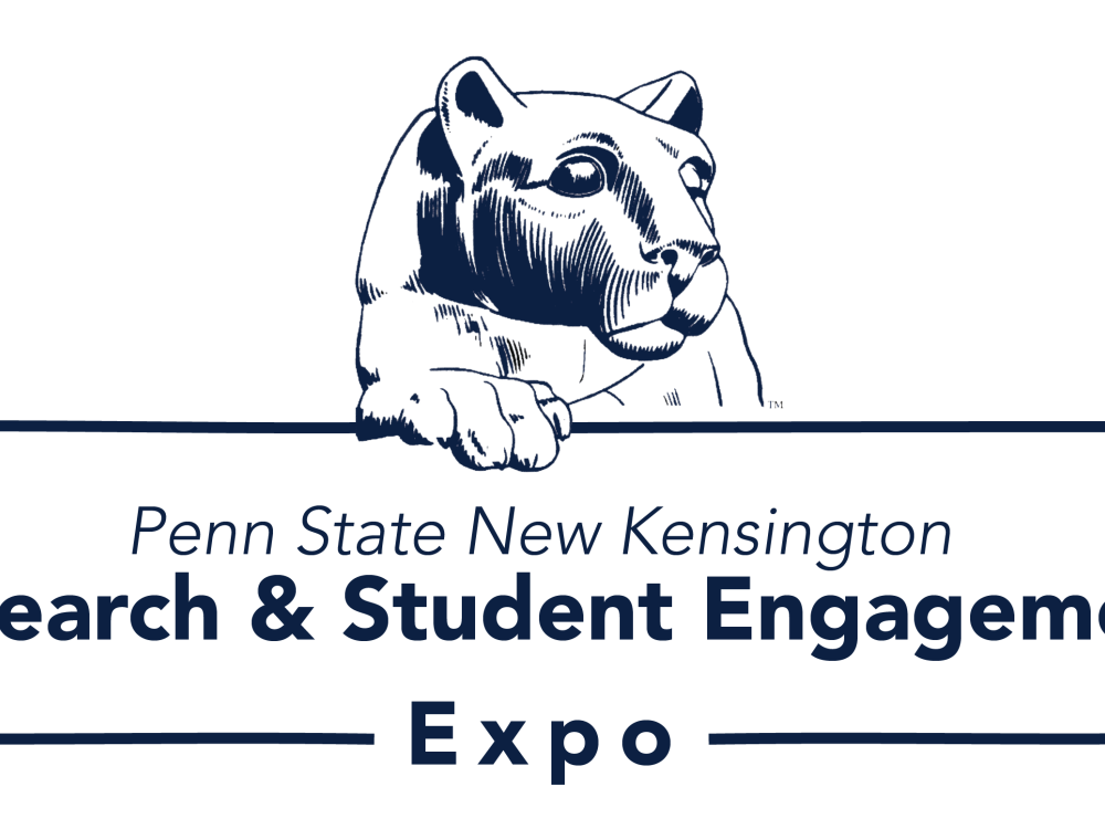 Penn State New Kensington Research and Student Engagement Expo