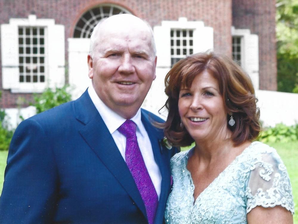 Joseph and Patricia Miller.