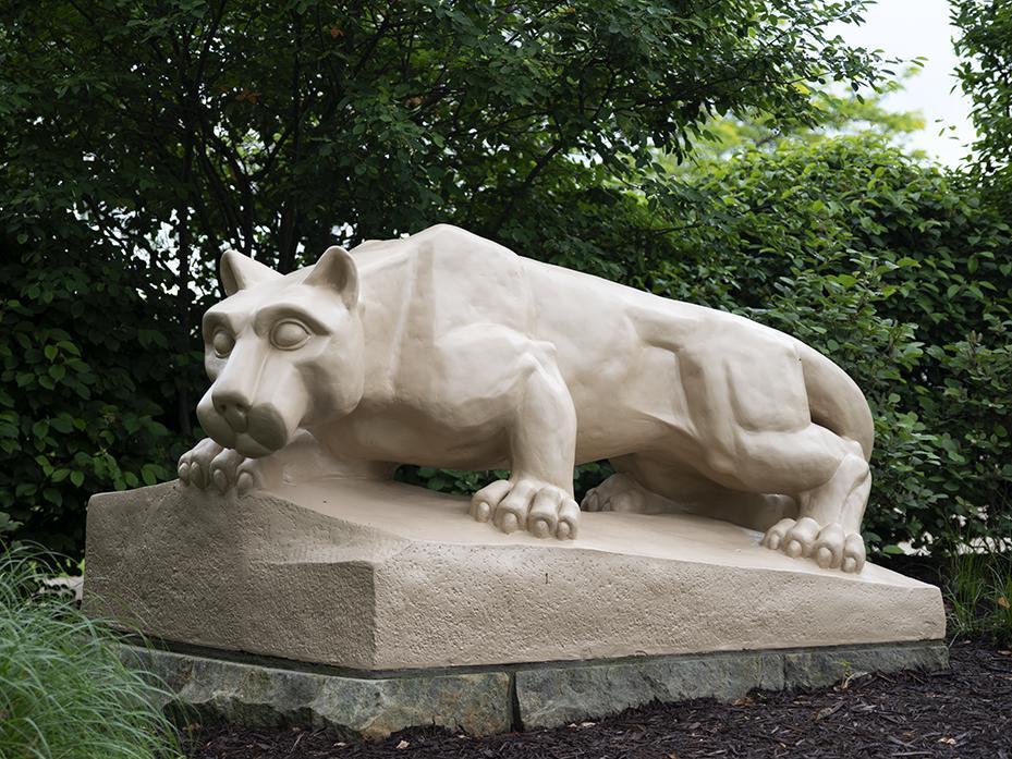 Fayette Lion Shrine