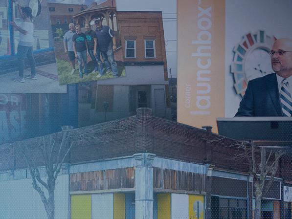 Penn State New Kensington Revitalizing a Community collage