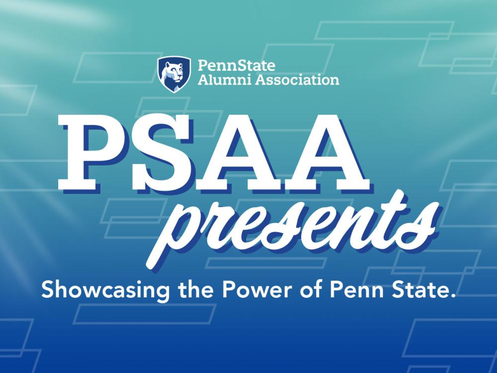 PSAA Presents graphic