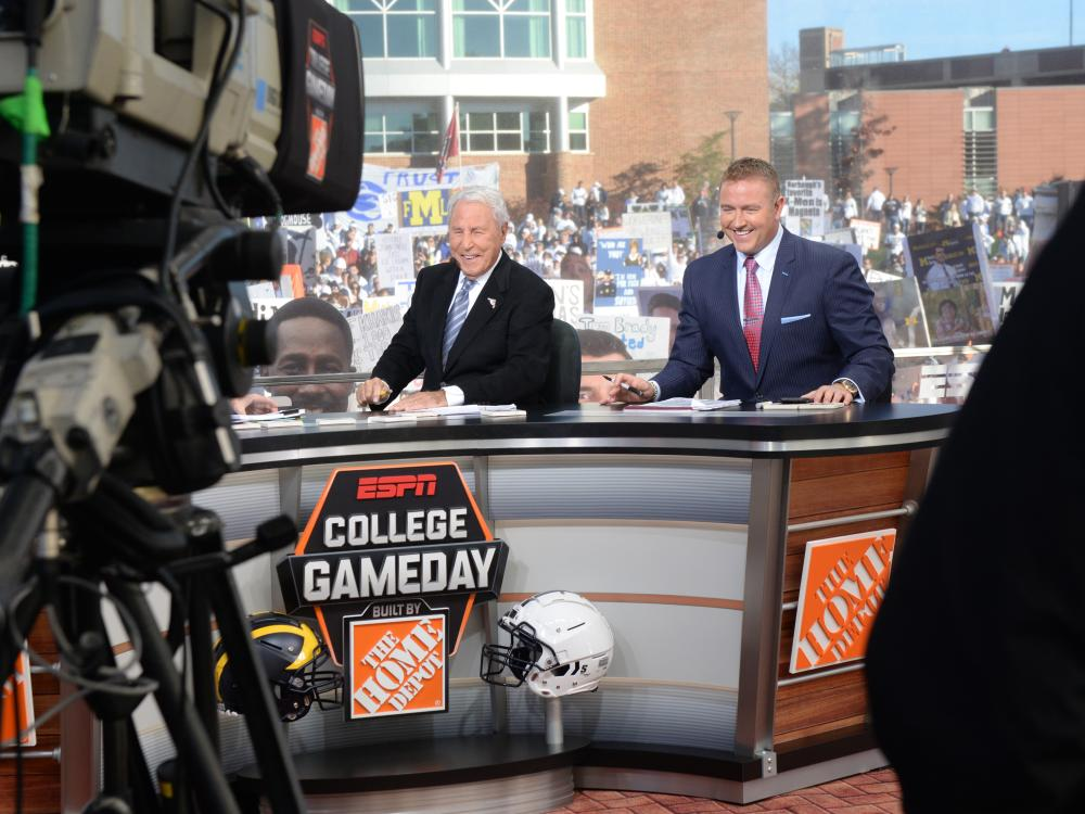 gameday stage