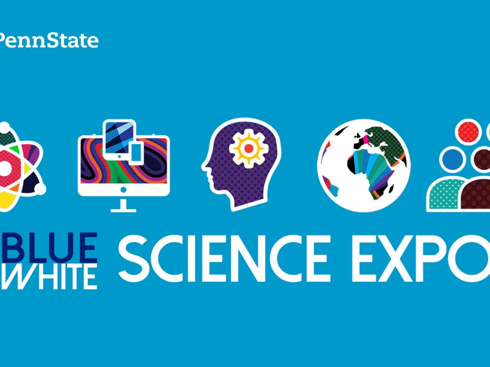 Blue-White Science Expo
