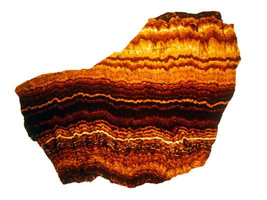 The mineral sphalerite