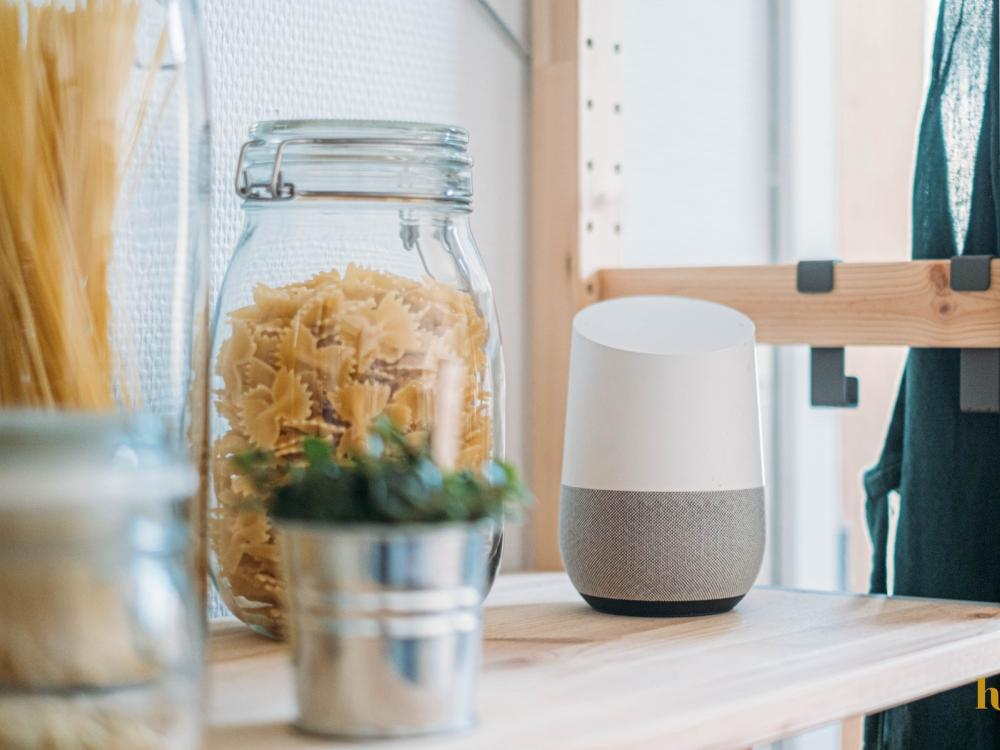 Voice assistant in smart home