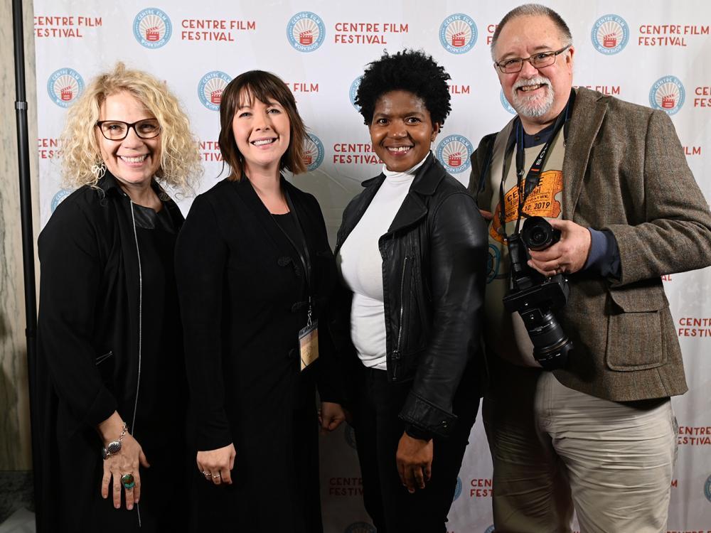 Centre Film Festival team