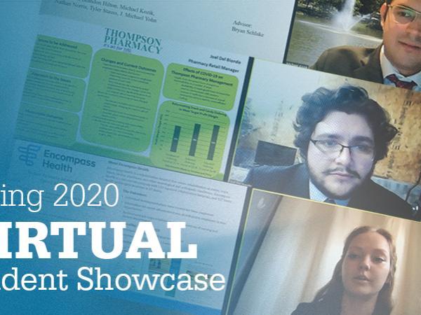 Spring 2020 Virtual Student Showcase