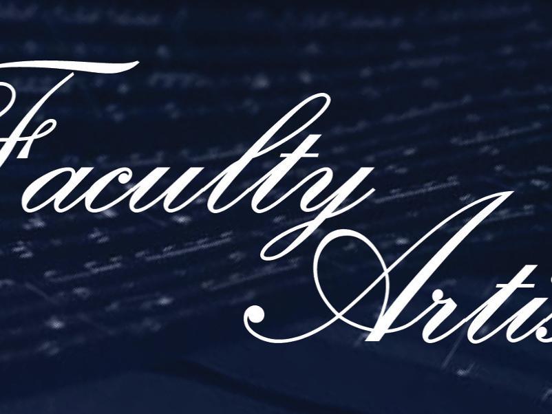 Penn State Faculty Artist Series logo
