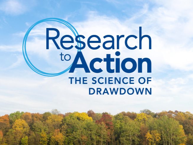 Research to Action: The Science of Drawdown