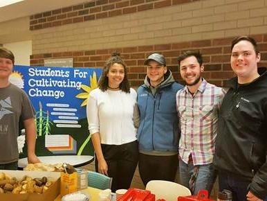 Students for Cultivating Change club