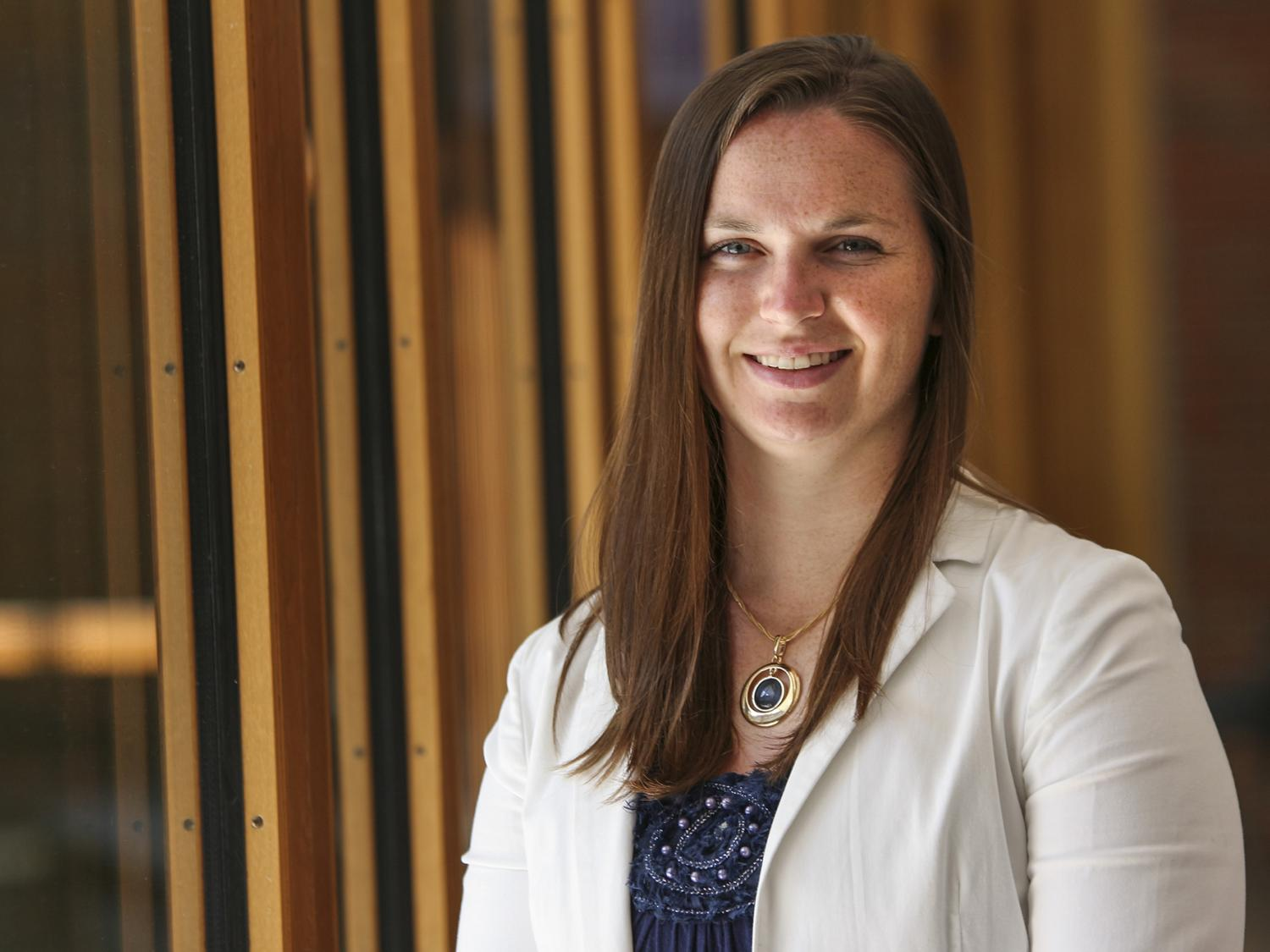 Penn State's Dickinson Law Student Erin Varley