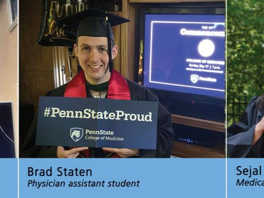 several graduates of College of Medicine