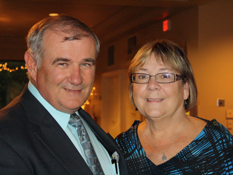 Ed and Della Nasuti.