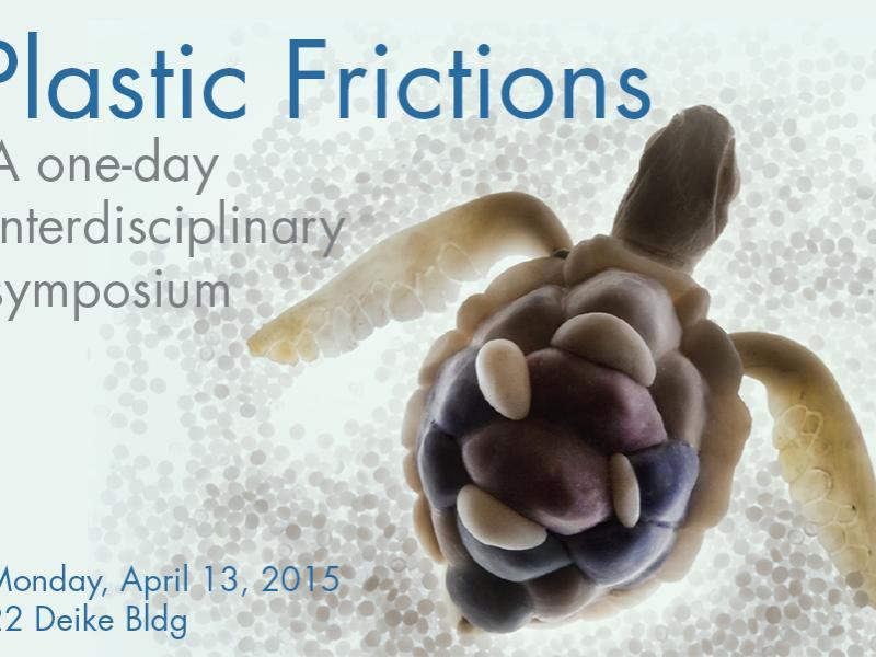 Symposium Plastic Frictions